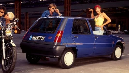 The Renault 5 Blue Jeans is one of two denim-themed cars I can think of off the top of my head