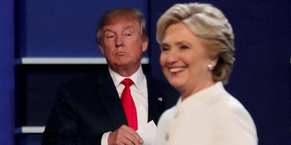 Trump's newest plan to reshape Wall Street may sound familiar - because Hillary Clinton had the same idea