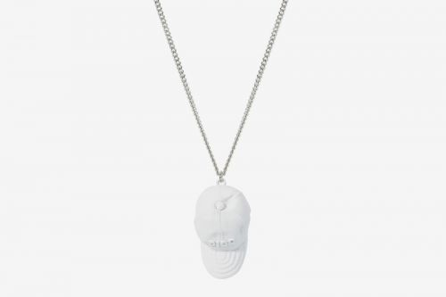 Dior and Daniel Arsham Release a Cap Pendant Necklace