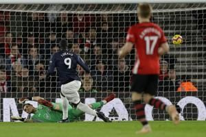 United recovers to draw 2-2 at Southampton in Premier League