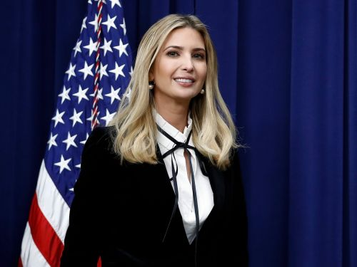 Ivanka Trump is taking a page out of Melania Trump's style handbook - and she needs it now more than ever