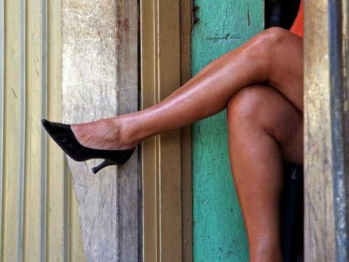 A former sex worker who claims to have slept with 'one million men' now thinks prostitution should be banned
