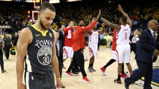 NBA playoffs 2018: Stephen Curry isn't taking the blame for Warriors loss