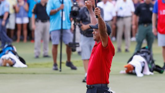Tiger Woods: I was close to tears on the last hole
