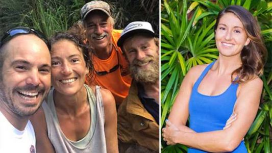 Woman found alive in forest more than 2 weeks after vanishing in Hawaii