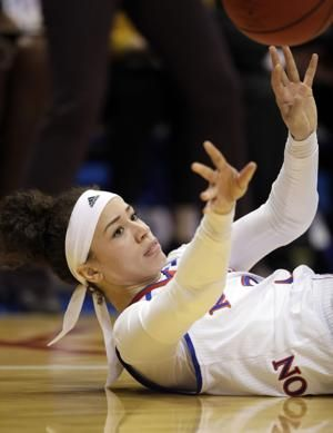 Jackson leads No. 2 Baylor women past Kansas 94-68