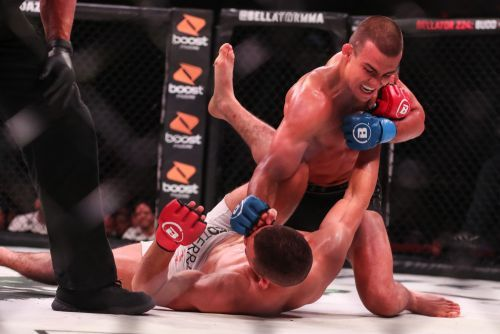 Bellator 222: Robson Gracie Jr. talks second win, next generation of Gracies