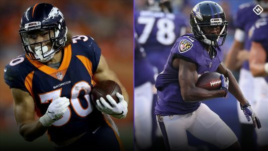 Yahoo Fantasy Football Week 8: NFL DFS picks, lineup advice for cash games