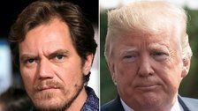 Michael Shannon Explains Why He'd Never Play 'That F**king Guy' Trump