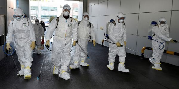 South Korea is bracing for a spike in coronavirus cases after a 'super-spreader' event occurred at a church 'cult'