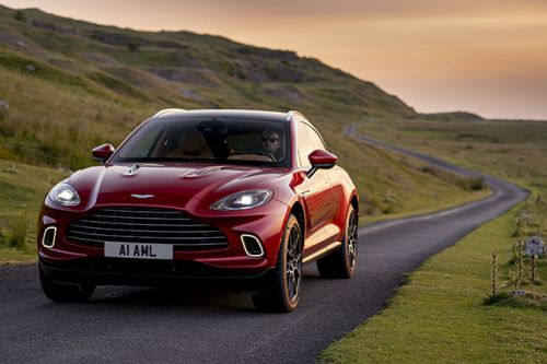 ASTON MARTIN RESIDENCES DEBUTS FIRST ASTON MARTIN DBX IN THE AMERICAS