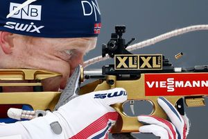 Boe, Makarainen win mass start races at biathlon World Cup