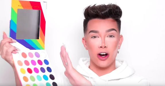 Welcome Back, Sister! James Charles Posts His 1st Makeup Tutorial Following the Tati Westbrook Feud