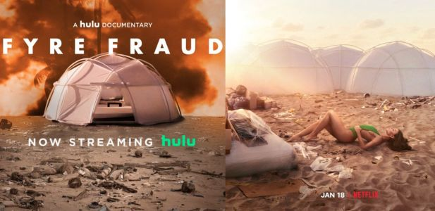 We watched both Netflix and Hulu's docs about the doomed Fyre Festival, and one gives you a better look inside the fiasco