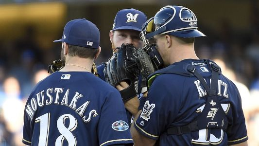MLB postseason 2018: Brewers reportedly suspect Dodgers may be using video to steal signs