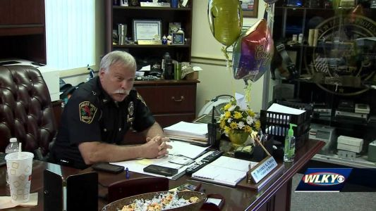 Radcliff's police chief named Kentucky's chief of the year