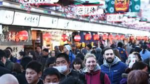 Chinese tech startup shows interest on the real estate & tourism sector of Japan!