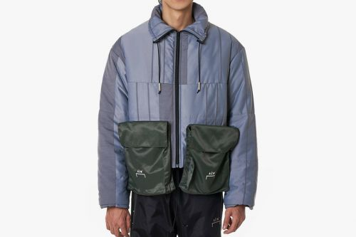 A-COLD-WALL*'s Modular Puffer Jacket Comes With Removable Cargo Pockets