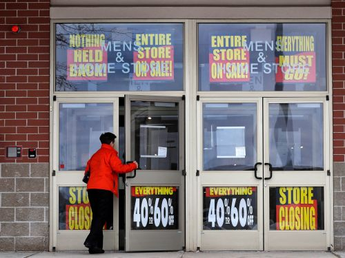 Retail defaults are at an all-time high - here are all the bankruptcies and liquidations so far in 2018