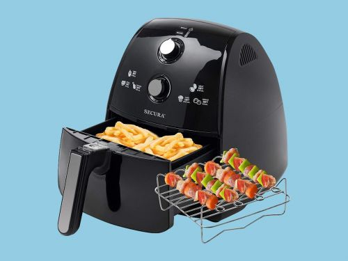 I used this $84 air fryer on a daily basis for a month, and it's now an indispensable part of my kitchen