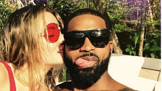 Khloé Kardashian Writes Cute Comment On Tristan Thompson's Photo Of Prince For His Birthday