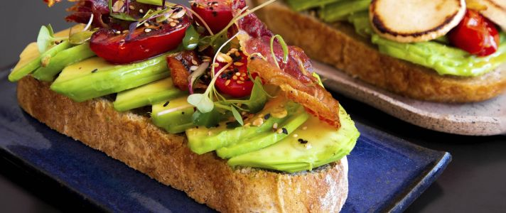 Celebrate National Avocado Day With The Best Avocado Toast In Miami