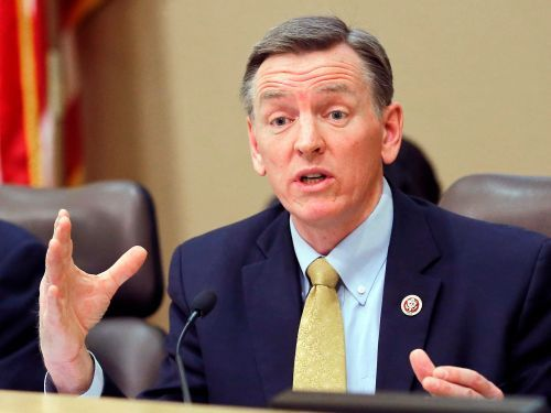 GOP Rep. Paul Gosar said police 'executed' Ashli Babbitt during the Capitol riot and that the feds are 'harassing peaceful patriots'