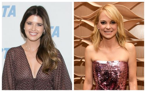 See How Katherine Schwarzenegger's Engagement Ring Compares To Anna Faris'