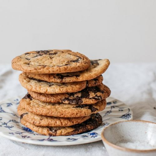 Miso chocolate chip cookies