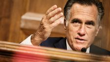 'I Was There': Mitt Romney Sets Record Straight On Jan. 6 Insurrection
