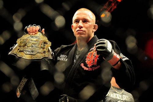 16 greatest pound-for-pound MMA fighters of all time