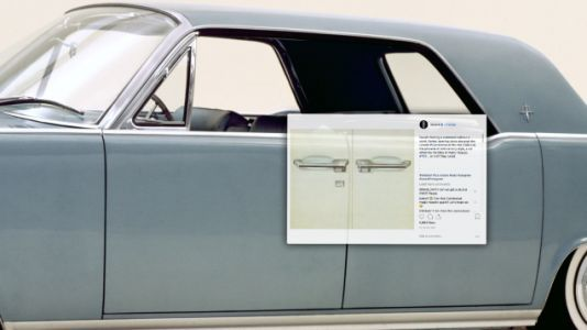 Lincoln Teases Us With Suicide Doors Yet Again, Like They Always Do