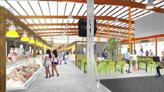 After a few setbacks, Louisville's first public market expected to open this summer