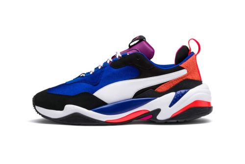 PUMA Shares a Look at its New Thunder 4 Life Silhouette
