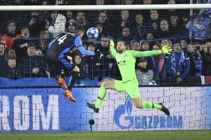 Atletico finishes CL group 2nd after 0-0 draw at Club Brugge