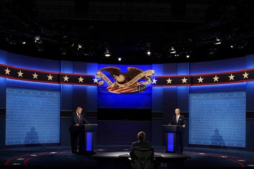 'Worst presidential debate in history': Foreigners recoil at Trump and Biden's primetime brawl