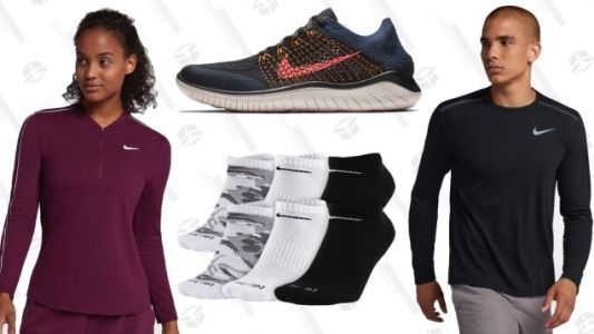 Work Up a Sweat With An Extra 20% Off Nike's Entire Clearance Section
