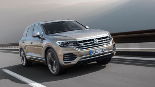 The Surprising New VW Touareg V8 TDI Is Volkswagen's Last V8 Diesel