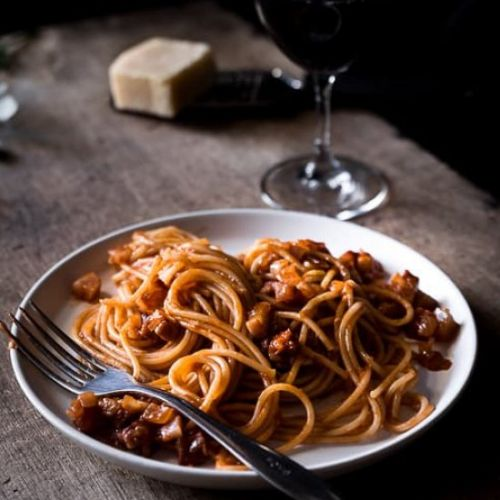 Pasta all Amatriciana Recipe