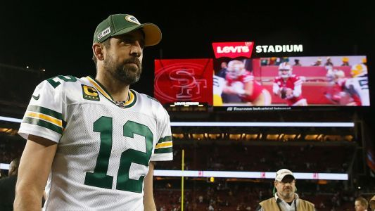 Aaron Rodgers' history vs. 49ers, from fandom to NFL Draft snub to playoffs