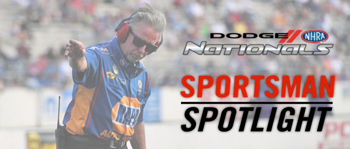 Mopar®/Dodge NHRA Sportsman Spotlight: Midwest Nationals Stein and Jones Collect Dodge Bonus Awards