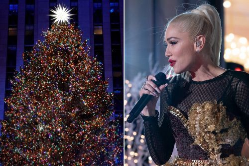 How to watch the tree lighting at Rockefeller Center