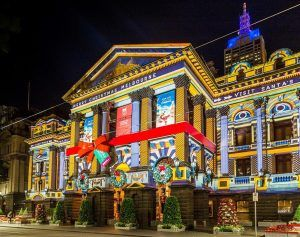 Melbourne's Christmas celebrations set to 'sleigh
