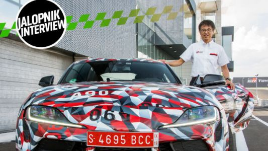 Toyota's Performance Boss Was Going to Make a New Supra in 1997. Years After It Was Cancelled, He Finally Gets His Chance