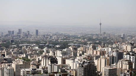 Woman who fell from Tehran tower was Swiss embassy's first secretary