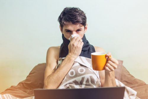 A scientist set out to prove that man flu is real so he could justify whining about his seasonal colds -what he found isn't helpful