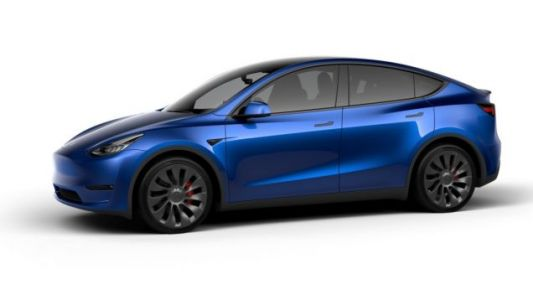 The 2020 Tesla Model Y Performance Gets An Official EPA Rated 315 Miles Of Range