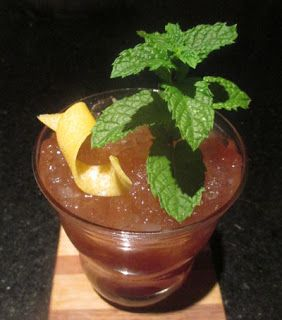 The port world cup cocktail
