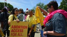 Reproductive Rights Groups Seek Temporary Block On Georgia Anti-Abortion Law