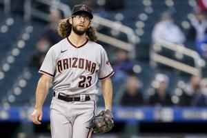 Injuries hit D-backs again with Gallen, Walker on 10-day IL